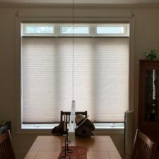 Honeycomb shades white bluff road 001