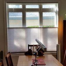 Honeycomb shades white bluff road 006