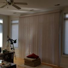 Honeycomb shades white bluff road 008