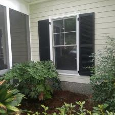 Savannah exterior wood shutters 4